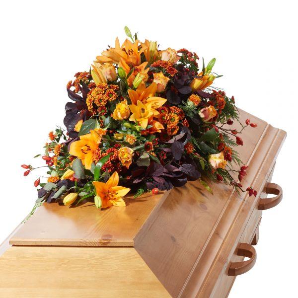 Kistdekoration Ljuvliga liljor