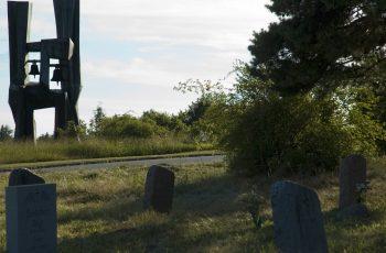 Berthåga kyrkogård i Uppsala
