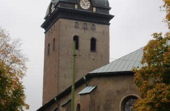kyrklig begravning i Borås