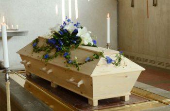 Borgerlig begravning hos Lavendla