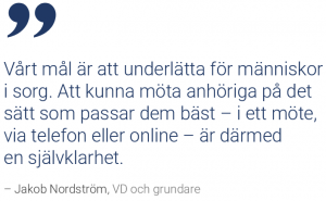 Citat VD Lavendla