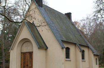 Borgerlig begravning i Eskilstuna