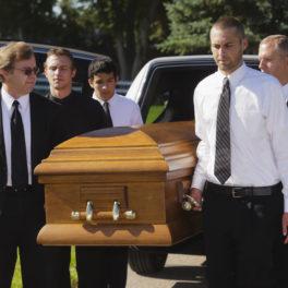 Jordbegravning
