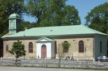 Kyrklig begravning i Göteborg