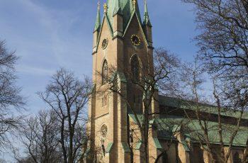 Kyrklig begravning linköping
