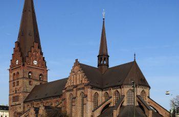 Kyrklig begravning i Malmö