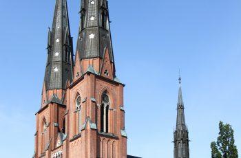 Kyrklig begravning i Uppsala