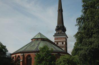 Kyrklig begravning i Västerås