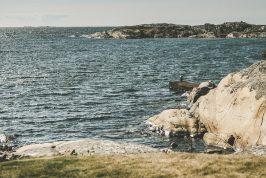 Lavendla Begravningsbyrå hav