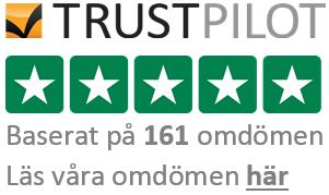 Trustpilotlänk Lavendla Begravningsbyrå