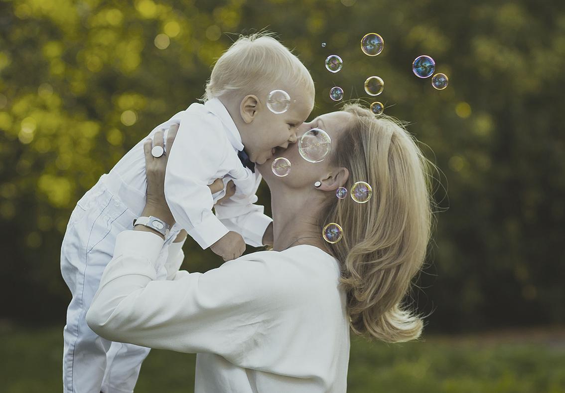 Försäkring vid dödfall mor & son Lavendla Begravningsbyrå