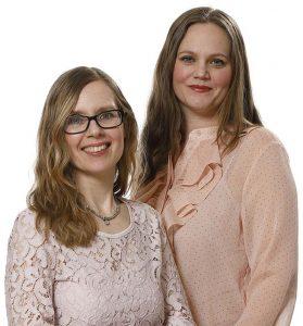 Lia och Hanna Lavendla Juridik