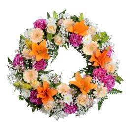 Begravningskransar