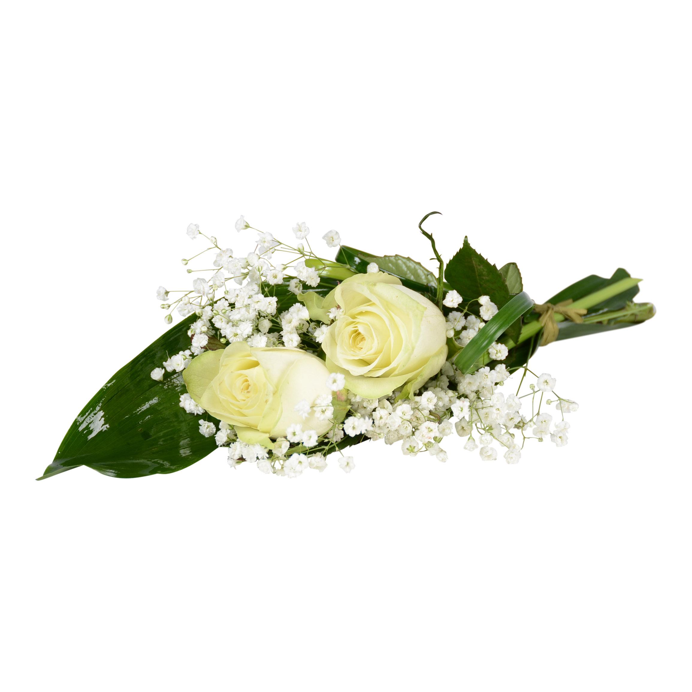 blommor i handbukett