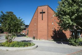 Klockargårdens kyrka