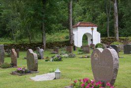 Hanhals övre kyrkogård