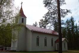 Finnträsk kyrka