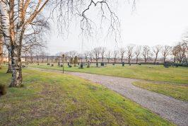 Hanhals nedre kyrkogård