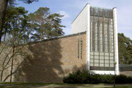 Heliga Korsets kyrka – Kyrkorummet