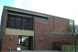 Församlingshemmet i Hjällbo kyrka