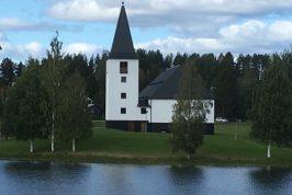 Vuollerims kyrka