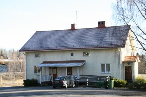 Lits sockenstuga, Östersund