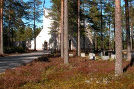 Röbäcks kyrkogård