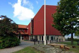 Rya kyrka – Stora salen