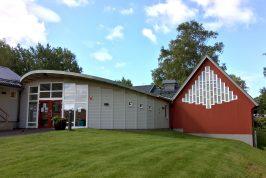 S:t Lars kyrka – Stora salen