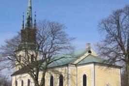 S:ta Maria kyrka, Borrby