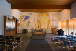 Korsets kapell, Hovdestalund