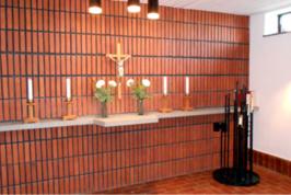 Lilla Kapellet på Ruds kyrkogård