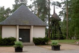 Gravkapellet skogskyrkogården