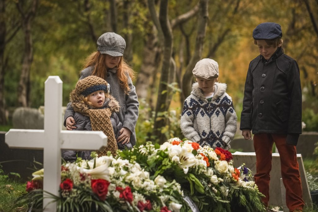 barn i sorg, barns sorg