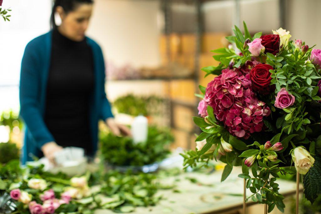 blomspråk, blommors betydelse, begravningsblommor