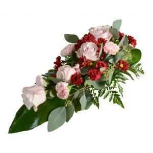 begravningsblommor, sorgbukett5