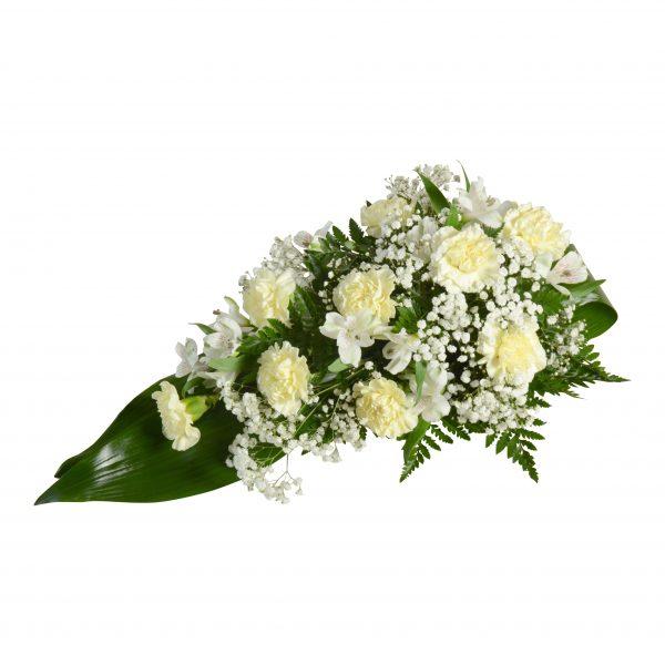 begravningsblommor, sorgbukett6