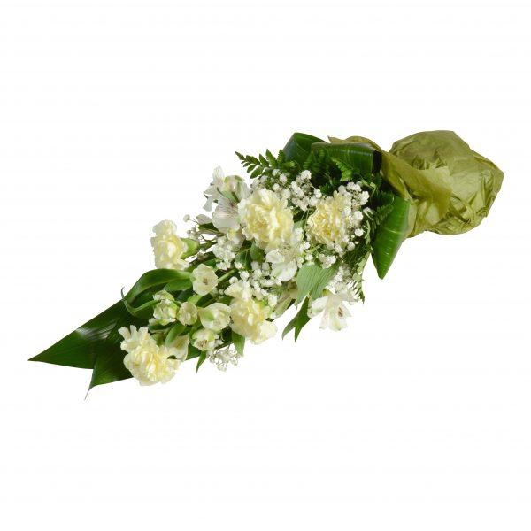 begravningsblommor, sorgbukett8