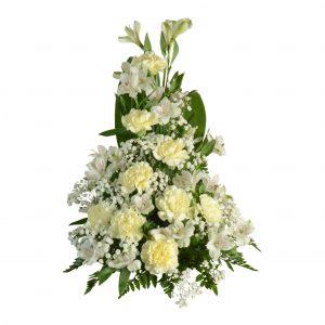 begravningsblommor, sorgdekoration5
