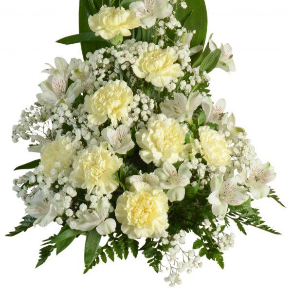 begravningsblommor, sorgdekoration5B