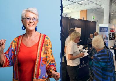 Lavendla på Seniormässan i Stockholm – få kostnadsfri rådgivning!