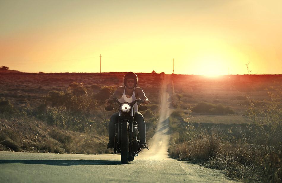 Motorcyklisten