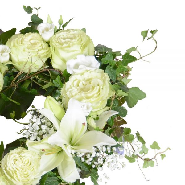 bifolius1 begravningsblommor hjärta lavendla