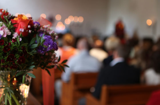 Närvara vid ceremonin online