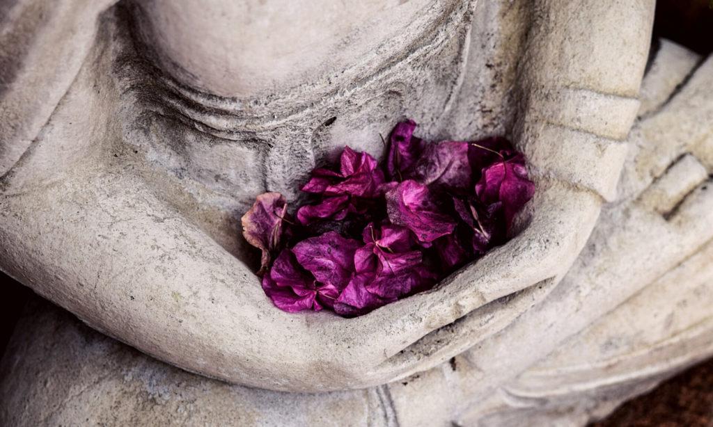 begravning buddhism