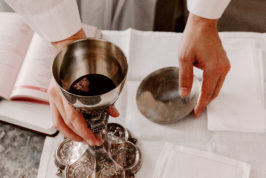 katolsk begravning