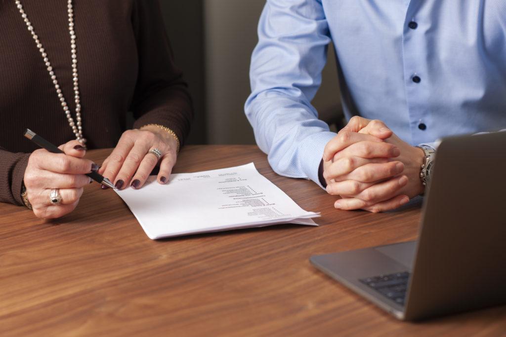 skriva avtal enligt sambolagen