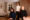 Foto på tre medarbetare från Lavendlas kontor på Sveavägen i Stockholm